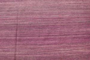 Purple Wool Flatweave Kilim - 6'10