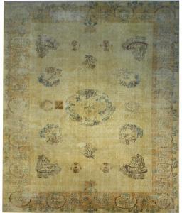 Vintage Kayseri rug 6.8x9.7