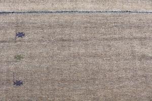 56362 Vintage Mid-Century Turkish Kilim Wool Rug - 7′1″ × 9′4″