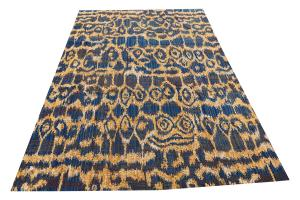 Multi Color Nourison wool Rug 7'7