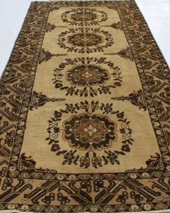56724 Vintage Turkish rug 5'3