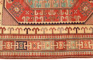 Multi color rug 8'8