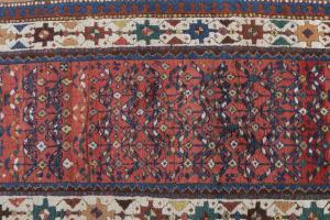 Antique Western Iran Persian Turdish Rug