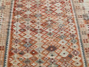 57470 Oversize Afgan Kilim 10'x16'
