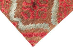 Multi Color Modern Rug Size 7'9