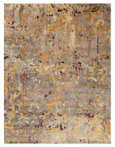 58484 Modern colorful rug 8'x10'