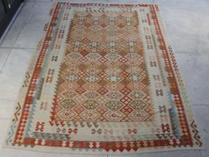Vintage Afgani kilim 10x13