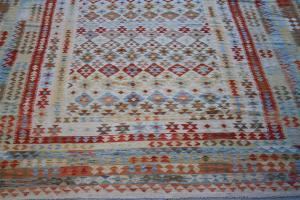 Oversize Turkish Kilim 9'9