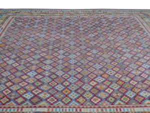 Afgan kilim Oversize Rug 20'1