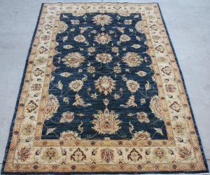 Hand Knotted Pakistani 4'2