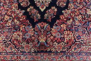 Old Saruk Rug Size 8'5