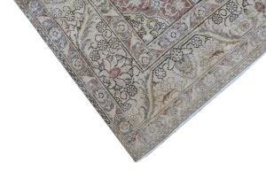 Vintage Persian Rug Size 9'6