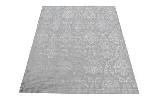 Gray Silver 8'x10'