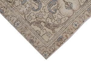 Vintage Persian Tabriz 9'4