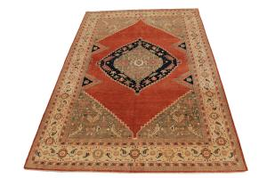 Pakistani Multi Color Rug 9'x13'8