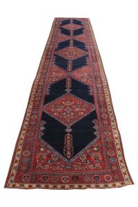 Antique NorthWest Persian Runner Rug Size 16'6