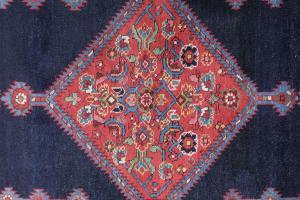 Antique NorthWest Persian Runner Rug Size 16'6