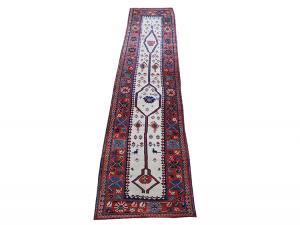 Antique Persian Shahsavan Runner 3'3