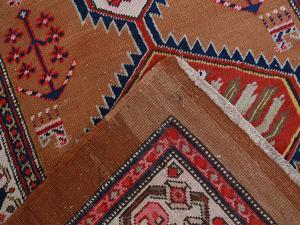 Antique Persian Sarab Runner 3'8