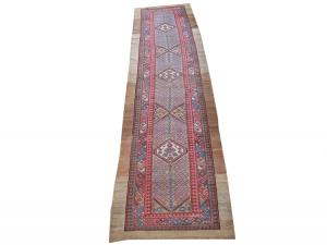 Antique Persian Sarab Runner 3'7