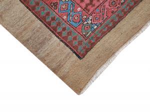 Antique Persian Sarab Runner 3'7