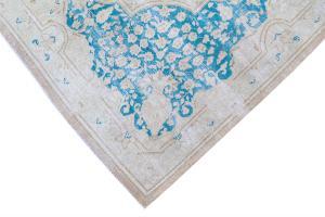 Vintage Kerman Persian Rug Size 9'8