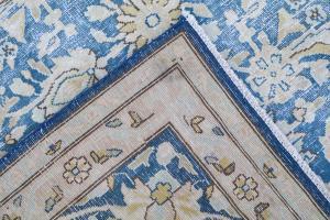 Persian Antique Kerman Rug Size 9'7