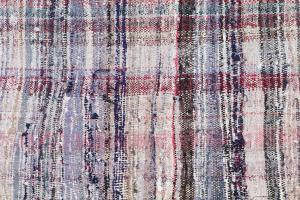 Antique Turkish Handmade Flatweave Rug Size 11'6