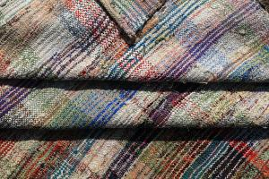 Vintage Multi Color Turkish Flatweave 10'5