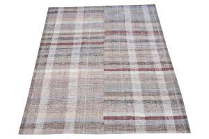Antique Turkish Handmade Flatweave Rug Size 9'8