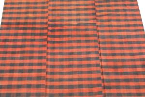 60391 Vintage Turkish flatweave 8'7