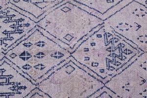 Vintage Moroccan Berber 9'8