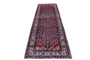 Antique Malayer Rug 3'7