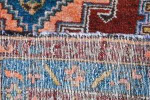 Antique Kurdish Rug 3'7