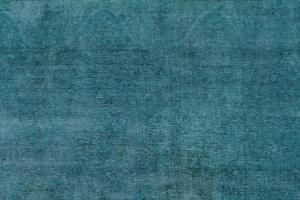 Hand-knotted Vintage Overdyed Rug 8'8