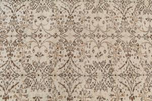 60866B Vintage hand knotted - 9'7