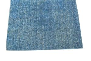 60938C Over Dye Persian rug 3'3