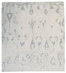 Modern Bamboo Silk Hand-knotted 8'x10'