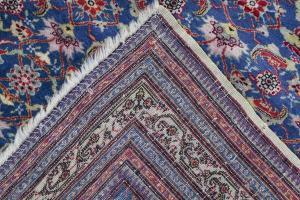 ANTIQUE FARAHAN WITH DATE 4'x6'3