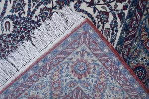 61290 Fine Isfahan 7'6
