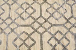 Turkish Kilim Woven with old Wool 9'11