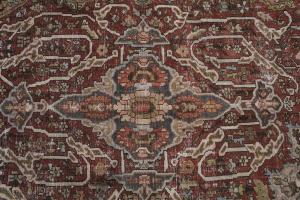 Antique Persian Bakhtiari 18'7