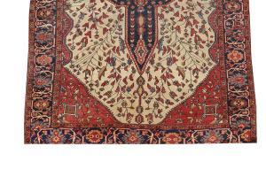 Antique Persian Ferahan 4'8
