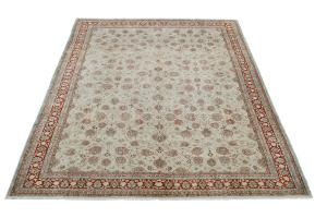 Antique Tabriz 9'10