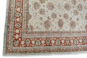 Antique Tabriz 9'10
