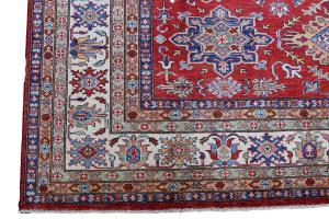 61464 Shirvan Design hand made carpet  9'9