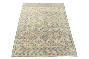Antique Mahal design rug 9'5