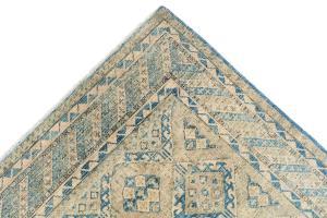 Antique Mahal design rug 9'5