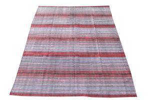 61641 Multi color Persian Kilim 8'x10'7