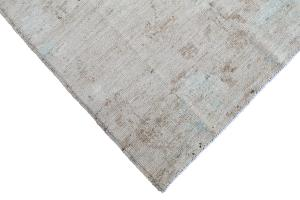 61698 Hand Knotted Rug 9'8